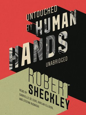 cover image of Untouched by Human Hands